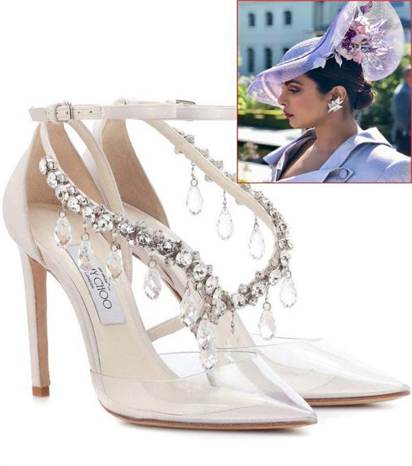 priyanka chopra heels
