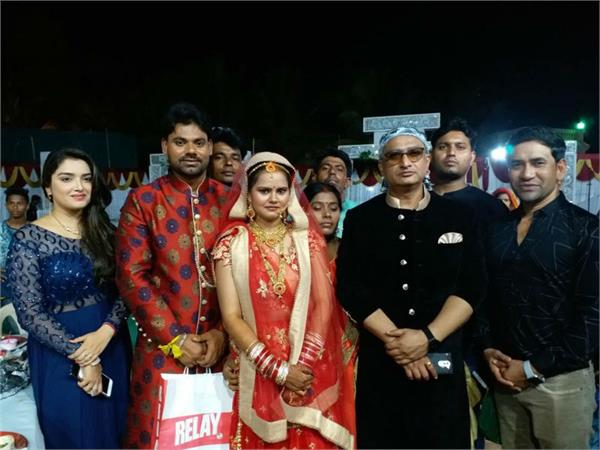 actor dev singh gets hitched in mumbai
