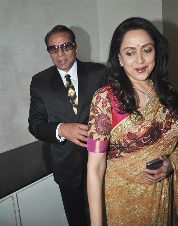 dharmendra and hema malini wedding anniversary