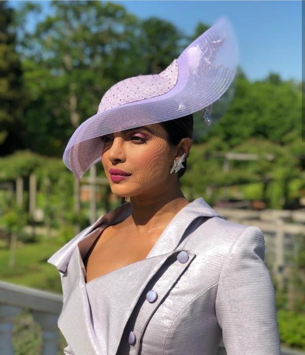priyanka in meghan markle wedding