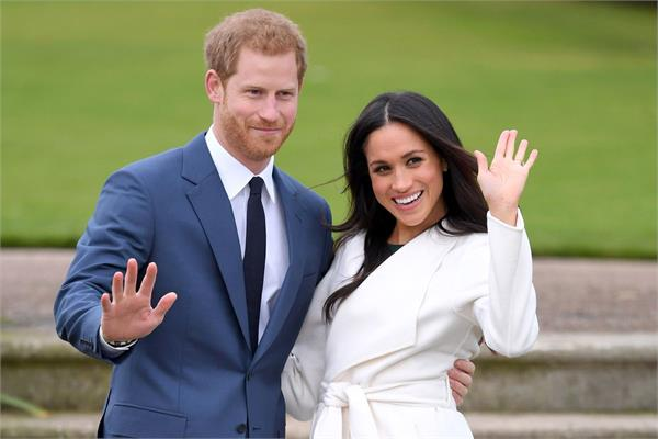 this special gift from prince harry and megan wedding will be from india