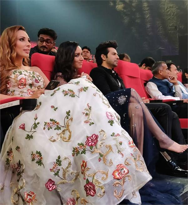 iulia vantur in iifa awards 2018