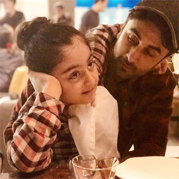 ranbir  s niece samara