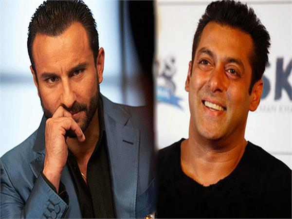 saif ali khan and salman khan