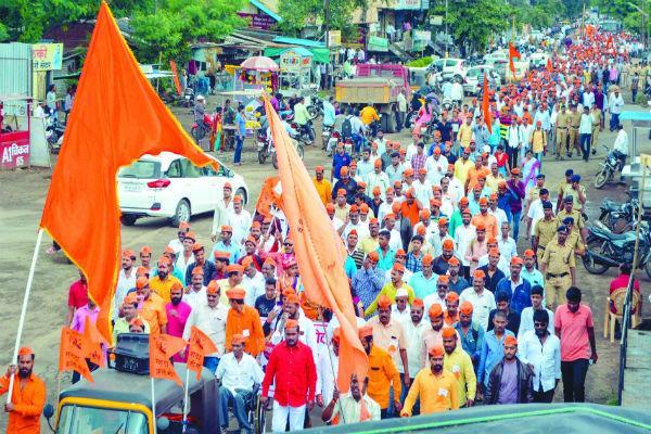 maharashtra bandh protest demanding for maratha reservation