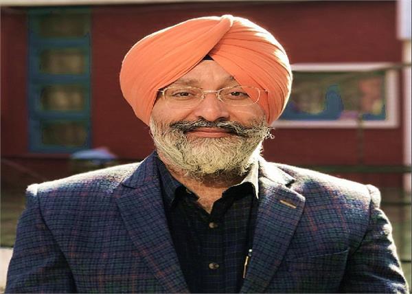 chairman  harjeet singh grewal