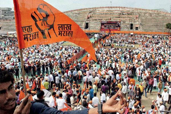 maratha reservation agitation