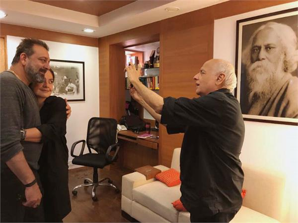pooja bhatt and sanjay dutt