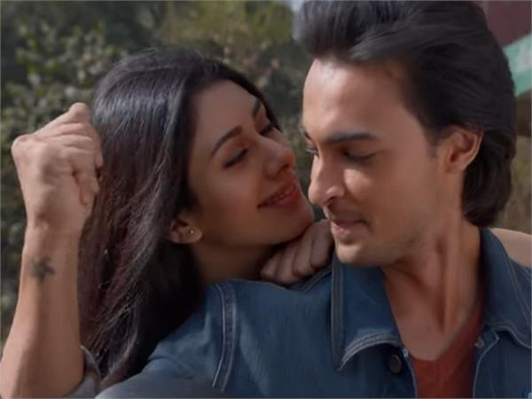loveratri new song tera hua
