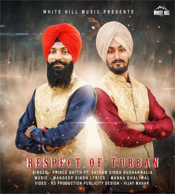 respect of turban