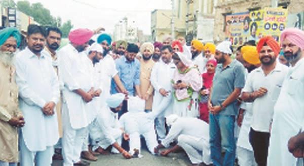 sikh genocide brings badla patels