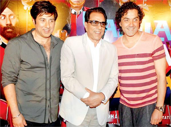 sunny deo and bobby deol