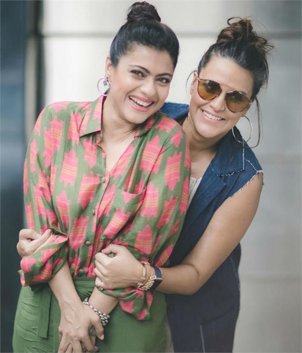 neha dhupia and kajol