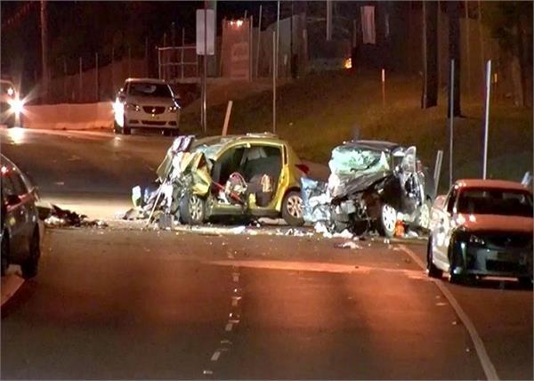 horror crash in sydney two women dead