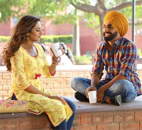 sargun mehta and ammy virk
