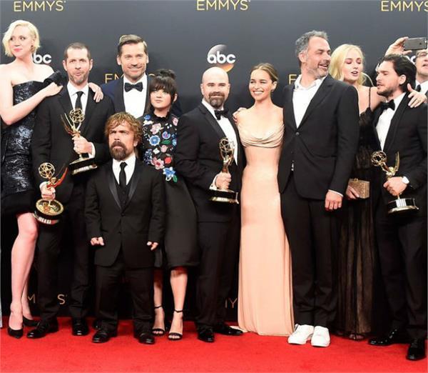 Emmy Awards 2018 ਦੀ ਲਿਸਟ : 'ਗੇਮ ਆਫ ਥ੍ਰੋਨਸ' ਬੈਸਟ ਡਰਾਮਾ ਸੀਰੀਜ਼