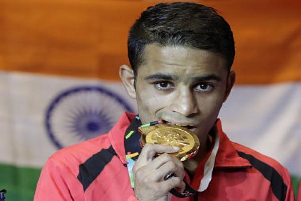 asiad gold medalist amit panchal nominated for arjuna award