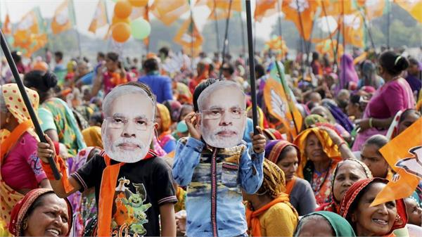 pakistan rejects statement of bjp leaders during election campaign