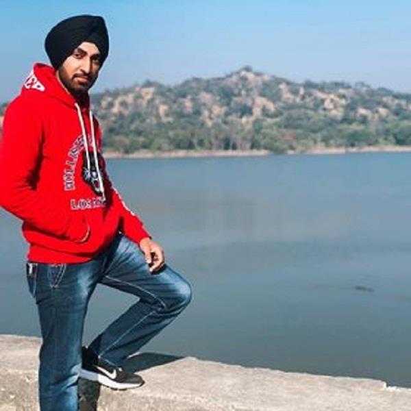 punjabi singer sarb bamrah