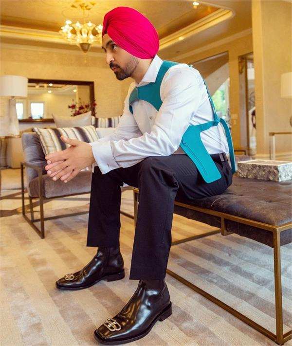 diljit dosanjh playing tumbi with vijay yamla moive jodi