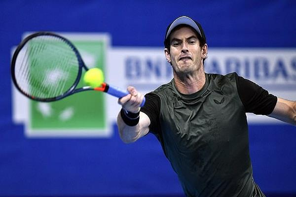 andy murray  tennis tournament  great performance