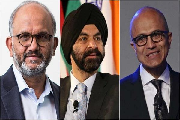 in the list of the 10 best ceos 3 are of indian origin