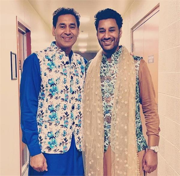 harbhajan mann and gursewak mann