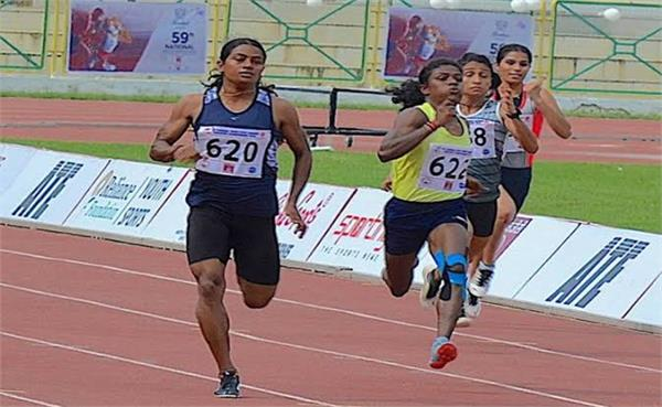 archana ranked 40th in 200 meters of world athletics championship