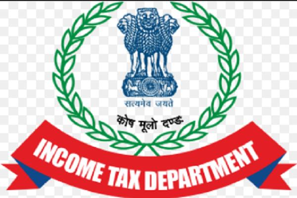income tax department  notice sent to taxpayer