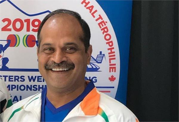 world gold medalist power lifter sudhakar dies in road accident