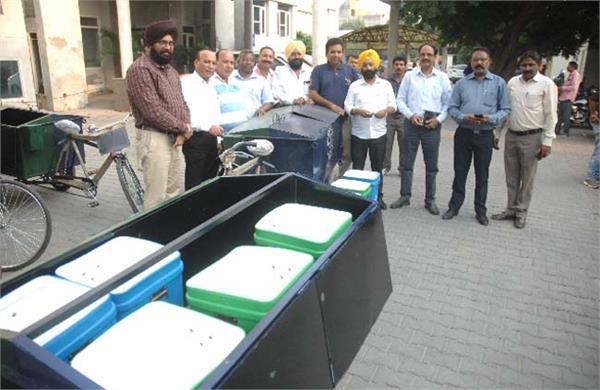 swachh bharat abhiyan  jalandhar municipal corporation