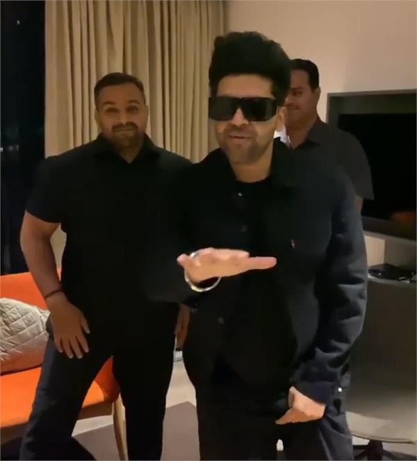 guru randhawa video viral