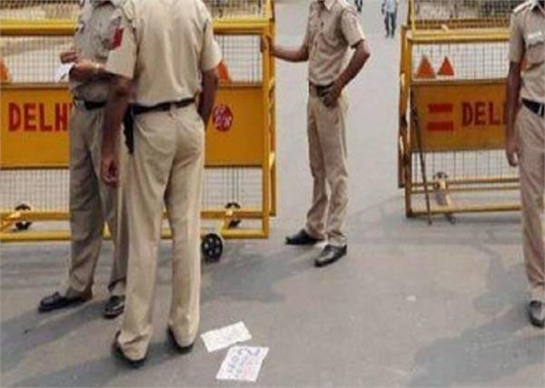 delhi police station suicide attack intelligence agency