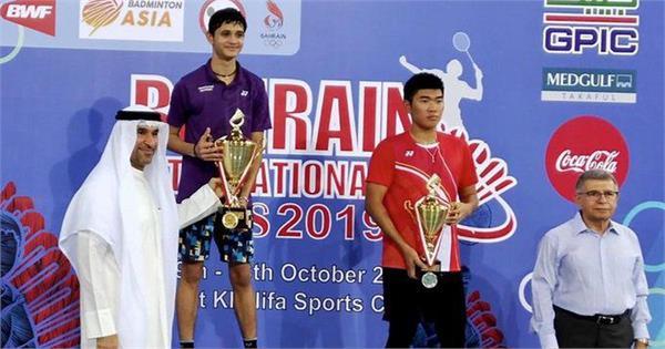 priyanshu juhi venkat win titles at bahrain international series