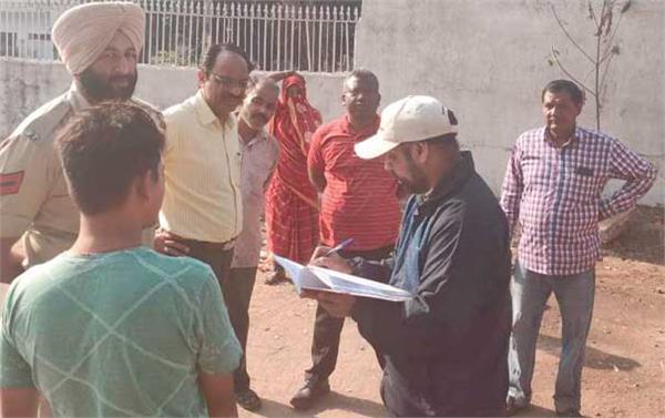 garbage  challan  swachh bharat mission