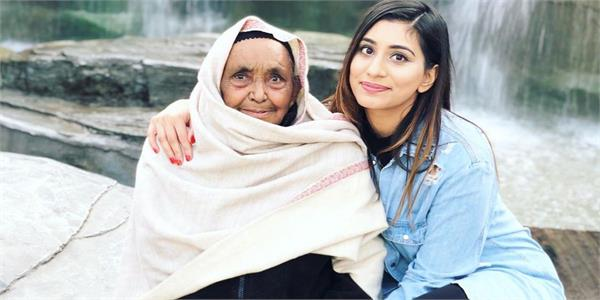 punjabi singer sarika gill lost her grandmother