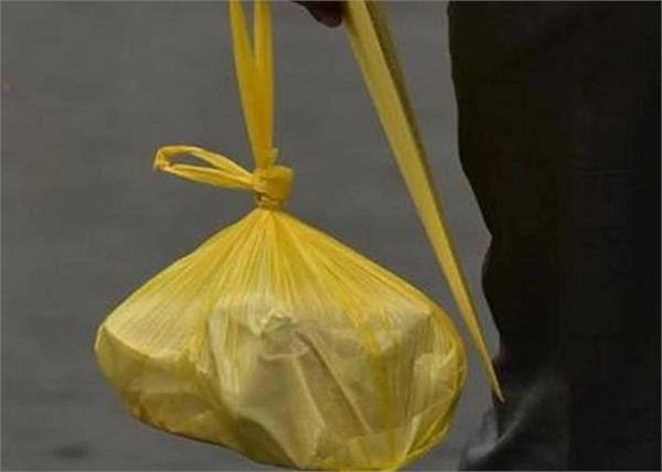 plastic bag murder delhi