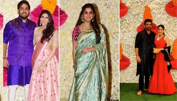 mukesh ambani held a star studded diwali party and lots of celebrities attended