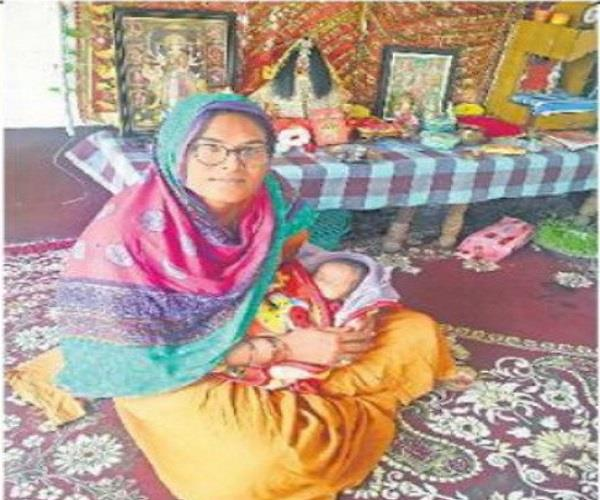 fazilka newborn baby adoption