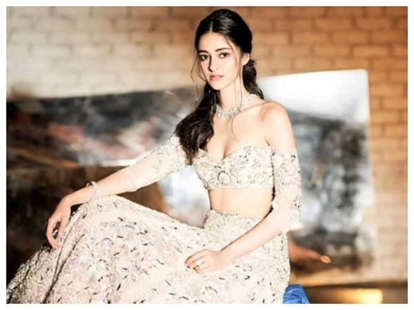 beautiful pictures of ananya pandey