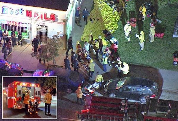 long beach halloween party mass shooting