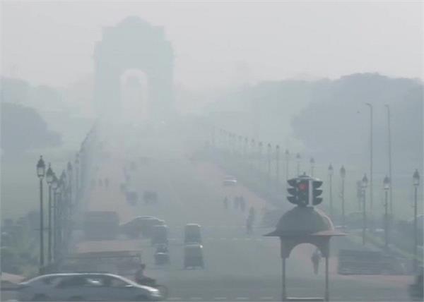 delhi stubble wind pollution