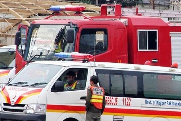 pakistan road accident