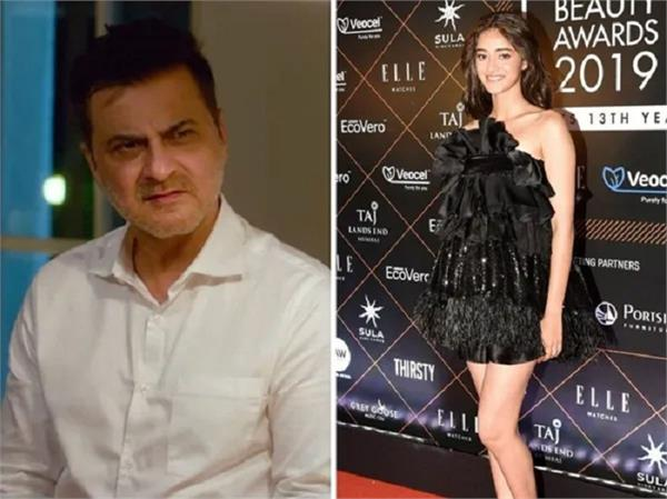 sanjay kapoor comments on ananya panday  s post