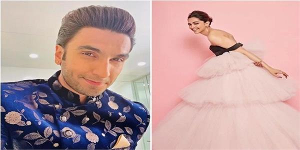 deepika padukone opens bookings for   entertainer   ranveer singh