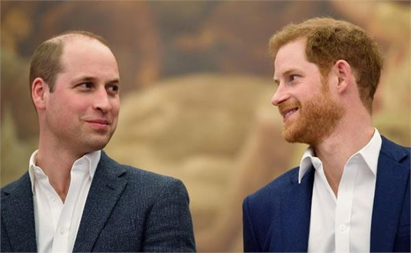 prince harry admits he and prince william are   on different paths