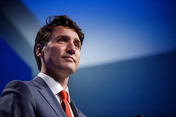 justin trudeau to meet with gov  gen  payette today to form government