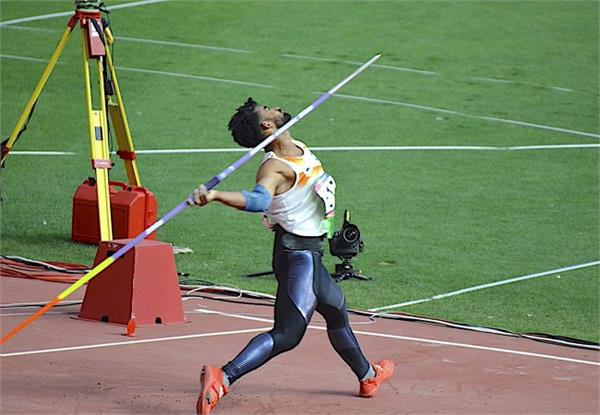 shivpal singh wins gold in javelin throw in military world games 2019