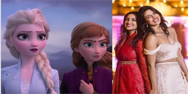 priyanka parineeti chopra to voice sisters elsa and anna in frozen 2 s