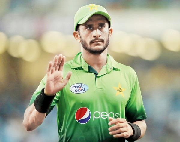 pak fast bowler hussein ali out of t20 series against australia